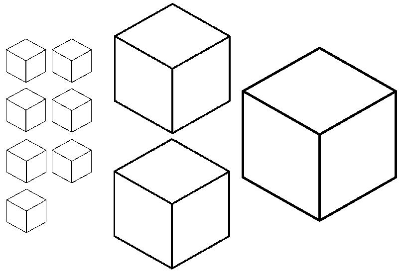 正方体组合-数学谜题--gameschool游戏学校